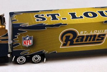 2009 ST. Louis Rams Tractor Trailer