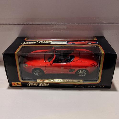 Mustang Mach III (red)