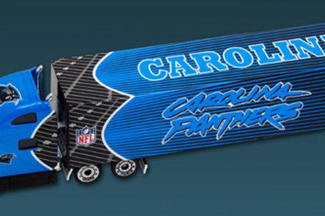 2010 Carolina Panthers Tractor Trailer