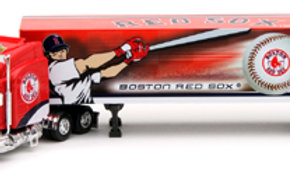 2007 Boston Red Sox Tractor Trailer