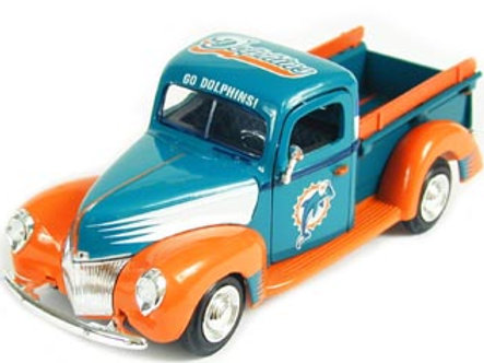 2004 Miami Dolphins 1940 Ford Pick-Up