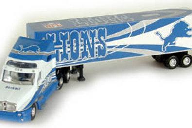2003 Detroit Lions Tractor Trailer