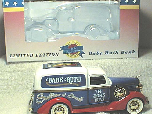 1997 Babe Ruth 714 Home Runs Chrysler Delivery Van