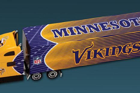 2010 Minnesota Vikings Tractor Trailer