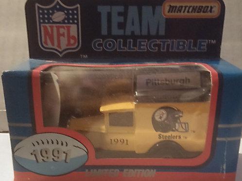 1991 Pittsburgh Steelers Milk Truck