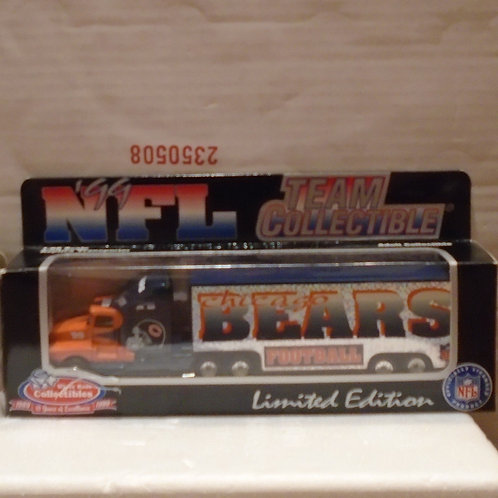 1999 Chicago Bears Tractor Trailer