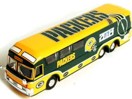 2003 Green Bay Packers Bus