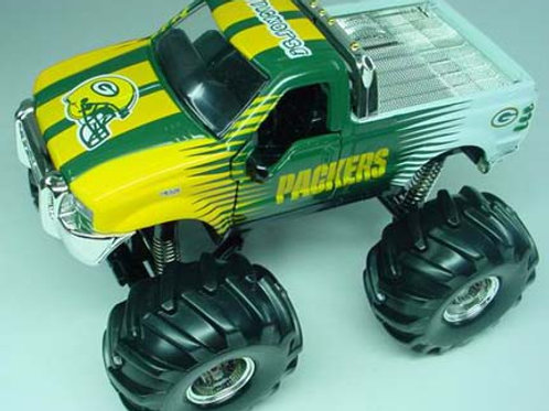 2003 Green Bay Packers Ford F-350 Monster Truck