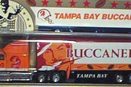 1994 Tampa Bay Buccaneers Tractor Trailer