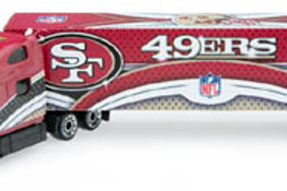 2008 San Francisco 49ers Tractor Trailer