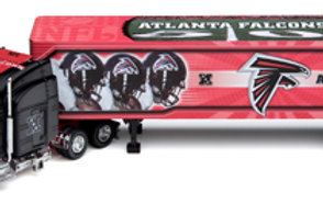 2006 Atlanta Falcons Tractor Trailer