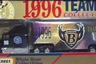 1996 Baltimore Ravens Tractor Trailer