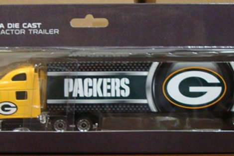 2013 Green Bay Packers Tractor Trailer