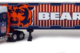 2005 Chicago Bears Tractor Trailer