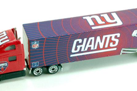 2011 New York Giants Tractor Trailer