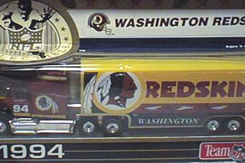 1994 Washington Redskins Tractor Trailer