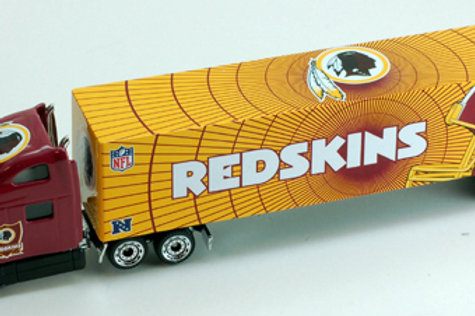 2011 Washington Redskins Tractor Trailer