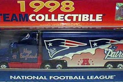 1998 New England Patriots Tractor Trailer