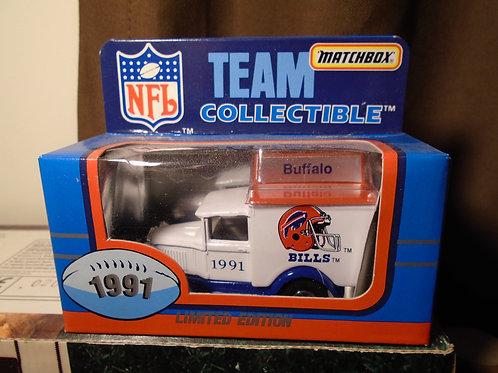 1991 Buffalo Bills Milk Truck