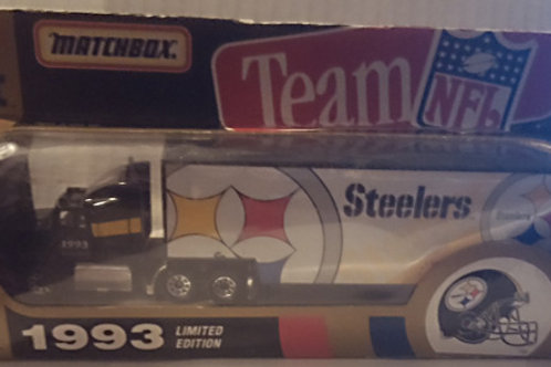 1993 Pittsburgh Steelers Tractor Trailer