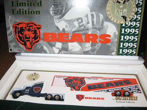 1995 Chicago Bears WRC Tractor Trailer