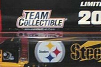 2001 Pittsburgh Steelers Tractor Trailer