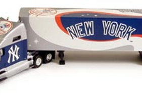 2004 New York Yankees Tractor Trailer