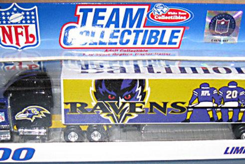 2000 Baltimore Ravens Tractor Trailer