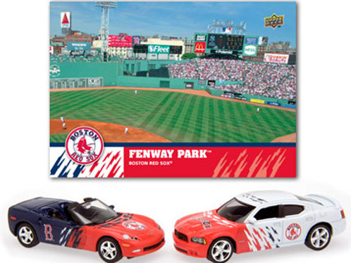 2008 Boston Red Sox Chevrolet Corvette & Dodge Charger