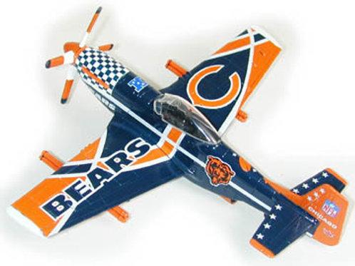 2003 Chicago Bears P-51 Airplane