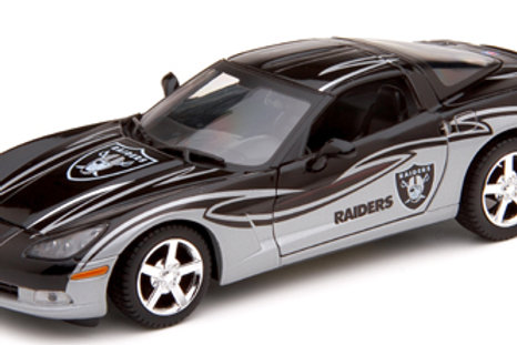 2006 Oakland Raiders 2006 Chevrolet Corvette