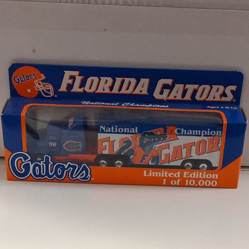 1996 Florida Gators Tractor Trailer