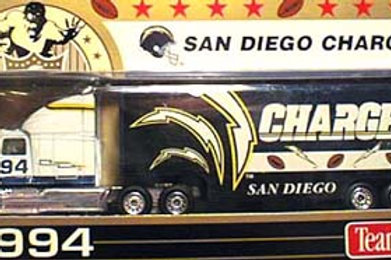1994 San Diego Chargers Tractor Trailer