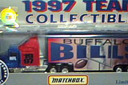 1997 Buffalo Bills Tractor Trailer