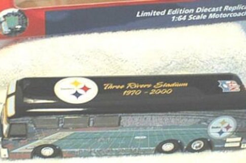 2001 Pittsburgh Steelers Stadium Bus