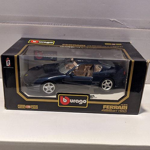 1992 Ferrari 356GT (blue)