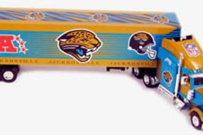 2004 Jacksonville Jaguars Tractor Trailer