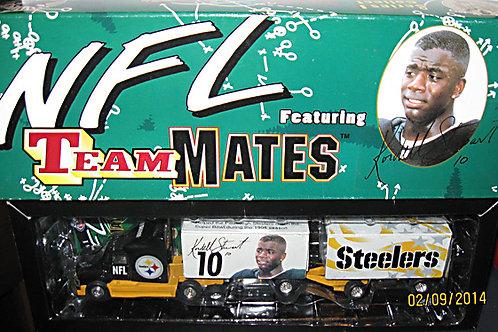 "1998 Pittsburgh Steelers ""Team Mates"" Kordell Stewart Tractor Trailer"