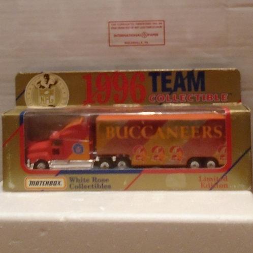 1996 Tampa Bay Buccaneers Tractor Trailer
