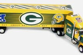 2004 Green Bay Packers Tractor Trailer