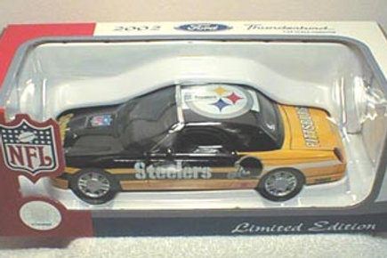 2001 Pittsburgh Steelers Ford Thunderbird