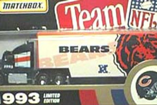 1993 Chicago Bears Tractor Trailer