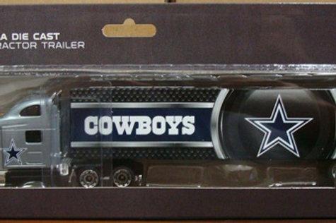 2013 Dallas Cowboys Tractor Trailer