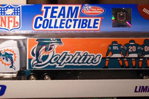 2000 Miami Dolphins Tractor Trailer