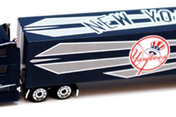 2009 New York Yankees Tractor Trailer