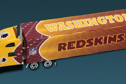 2010 Washington Redskins Tractor Trailer