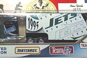 1995 New York Jets Tractor Trailer