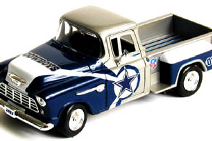2003 Dallas Cowboys 1955 Chevrolet  Pick-Up
