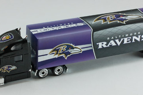 2012 Baltimore Ravens Tractor Trailer