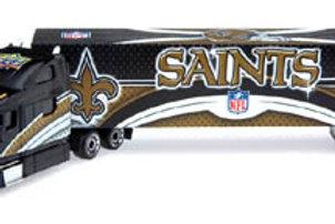 2008 New Orleans Saints Tractor Trailer